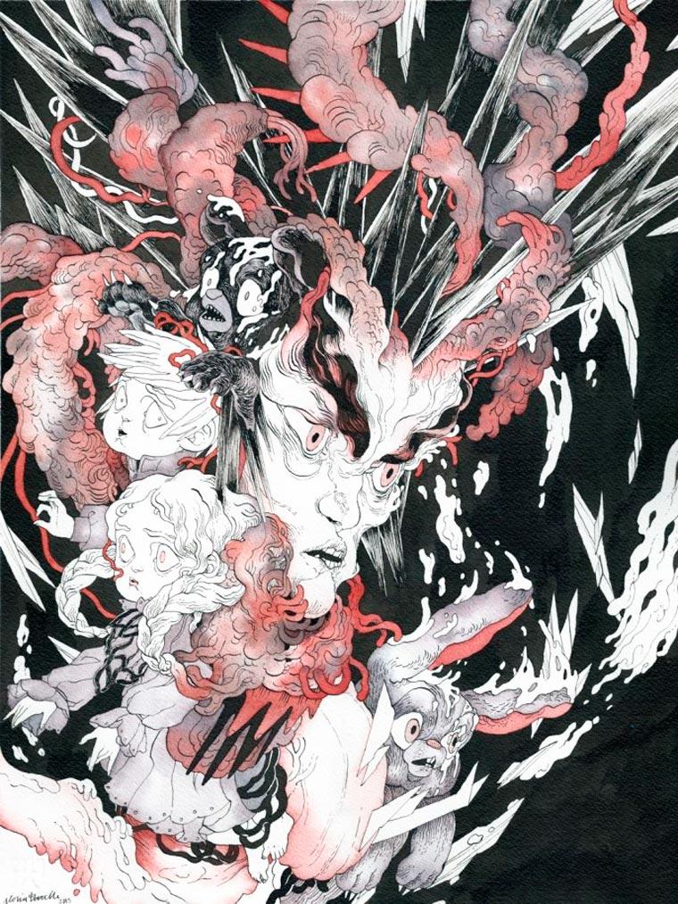 Tribute to Katsuhiro Otomo - 42 artistes rendent hommage au maitre du manga