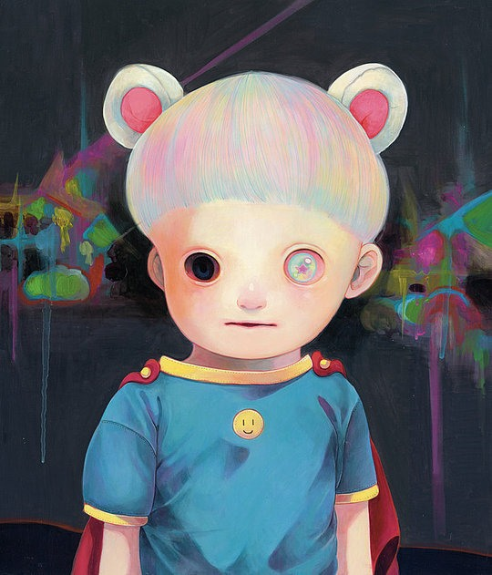 Contemporary Art by Hikari Shimoda