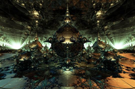Stunning Fractals by Jeremie Brunet
