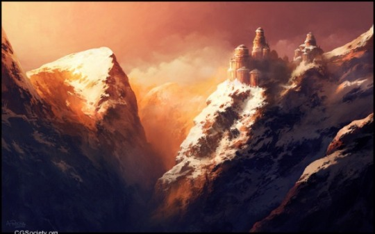 Stunning Digital Art by Andreas Rocha