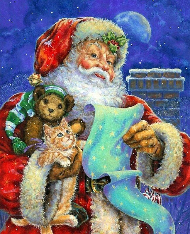 Беседы к новому году и рождеству
