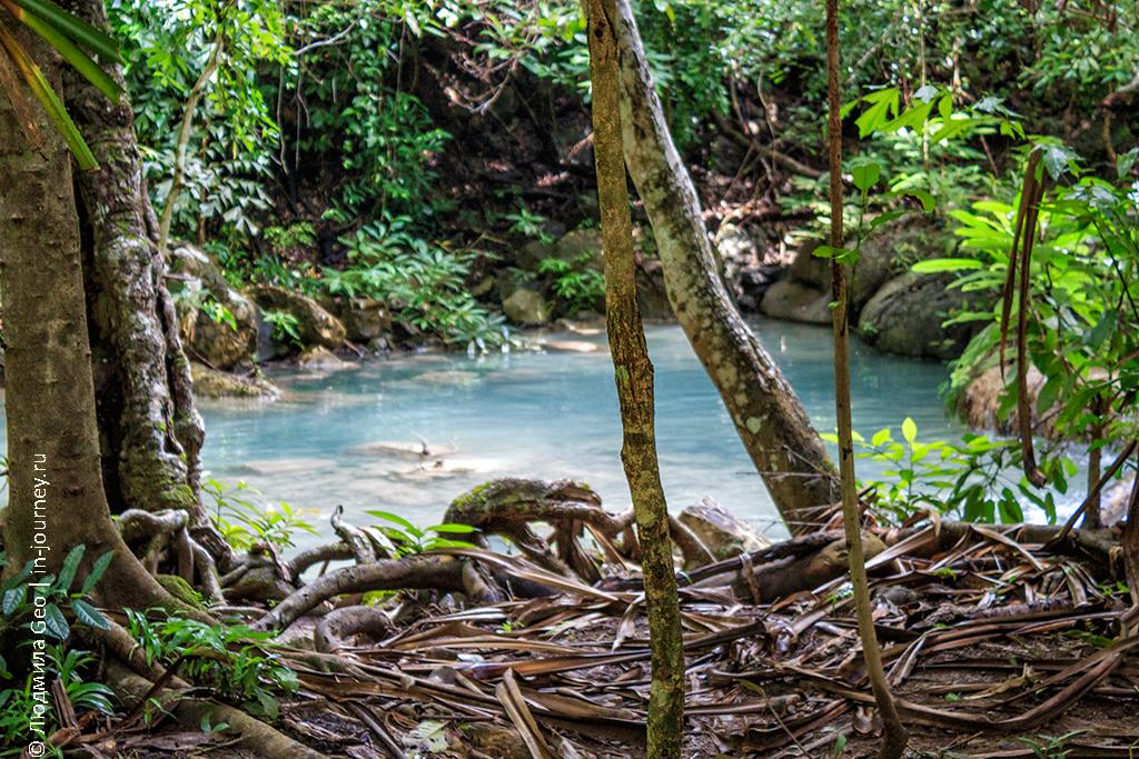 река квай водопад эраван