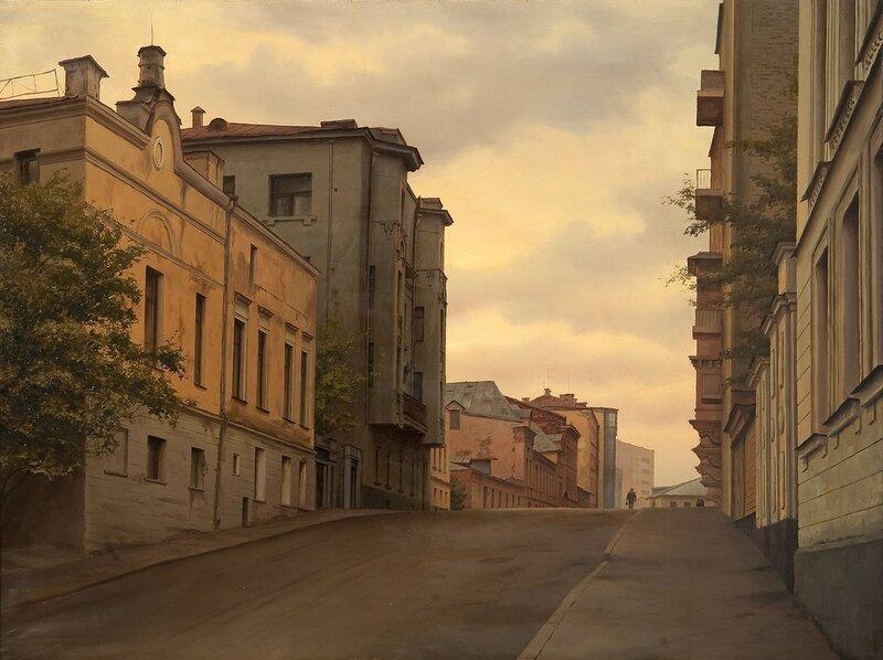 Немного живописной Москвы