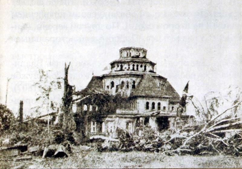 13646 «Шохина дача» в Люблино. Ураган 1904 года К. Фишер.jpg