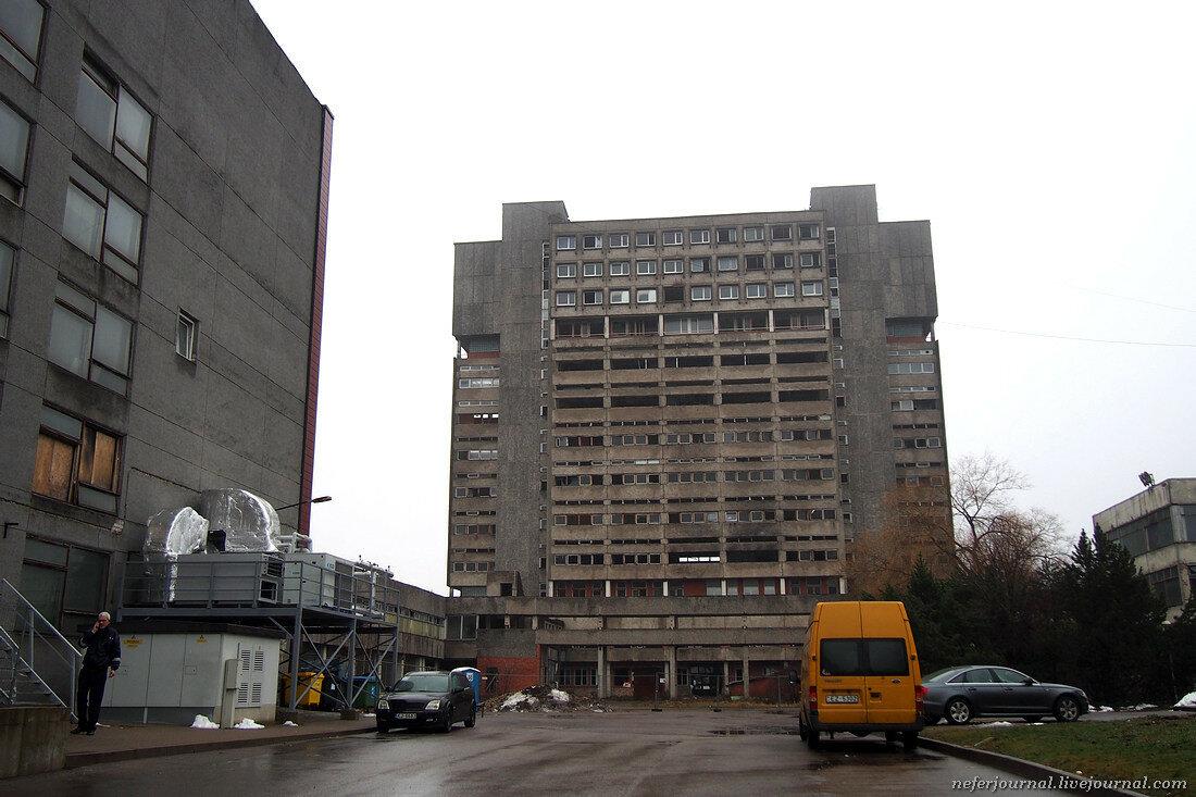 Что стало со знаменитым заводом Радиотехника
