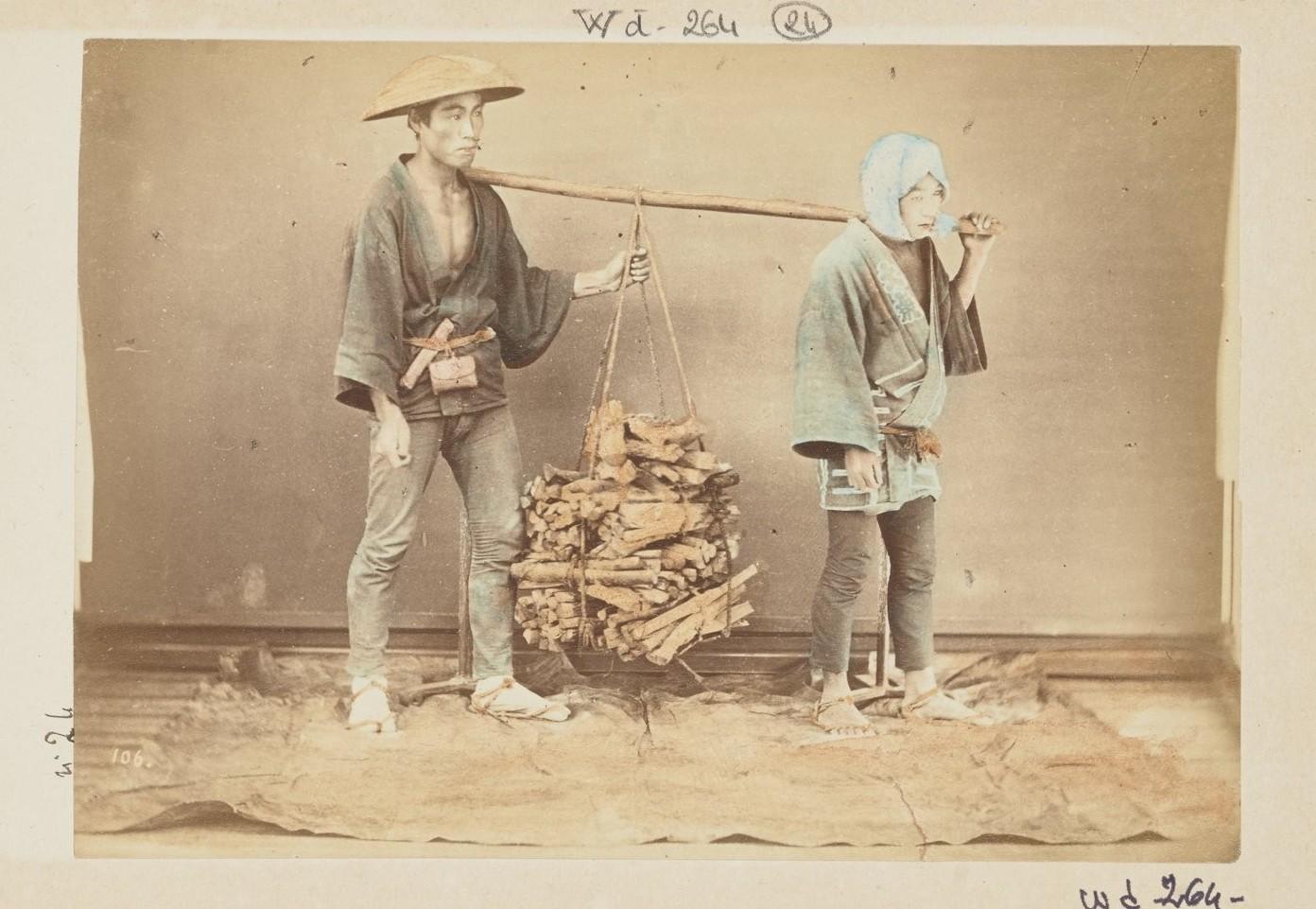 Торговцы дровами