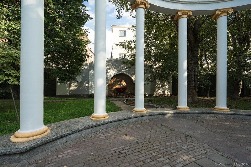 Сад Аквариум - Варьете