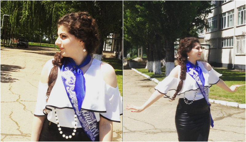 Выпускница рассказала правду о медали по блату для дочки чиновника