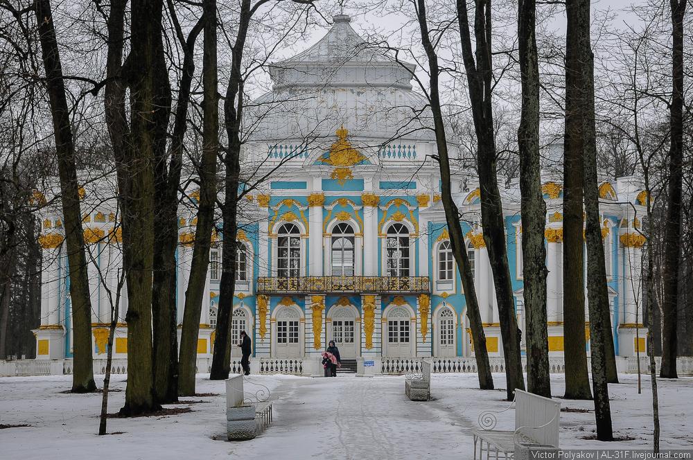 Эрмитаж Царское село