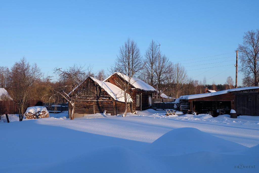 Золотниковская Успенская пустынь, Ивановская область