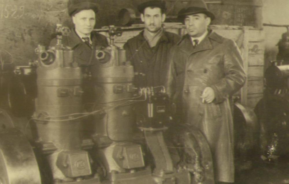 История промышленности России в фотографиях: ООО «Саратовский завод дизельной аппаратуры»