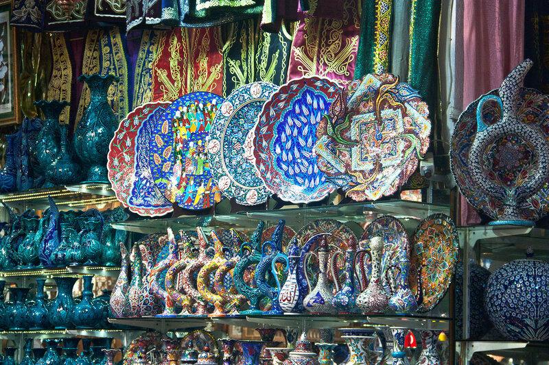 Стамбул сувениры Гранд Базар