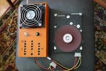 БП в корпусе Ц20 и точилка из HDD