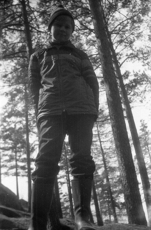 Поход на Соколиный камень, 80-е. Северские палатки
