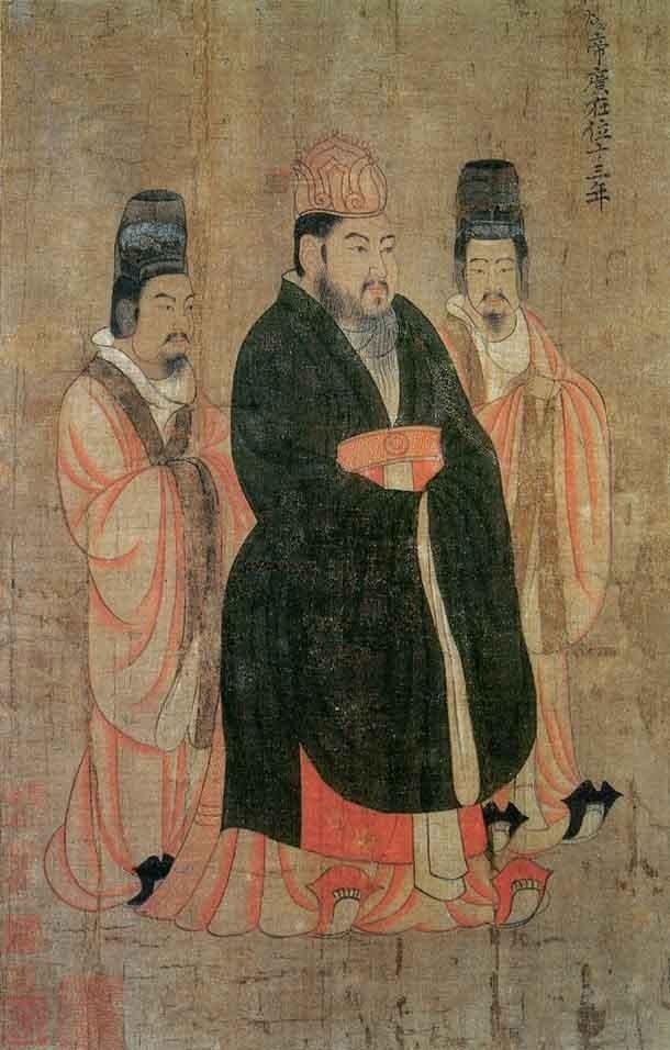 Династия Тан открыла то, что считается золотым периодом многонациональной культуры в китайской ц