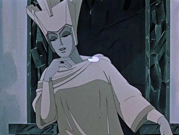 2. Снежная королева Глядя на эту женщину-лед создается впечатление, что она только что сошла с поста