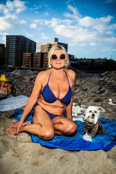Брюс Гилден, 68-летний фотограф агентства Magnum Photos, рассказывая об этом проекте, признаётся, чт