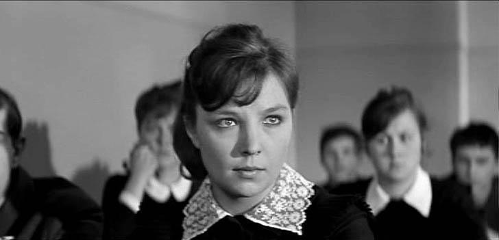 Ольга Остроумова, 1968, «Доживем до понедельника» — Рита Черкасова.