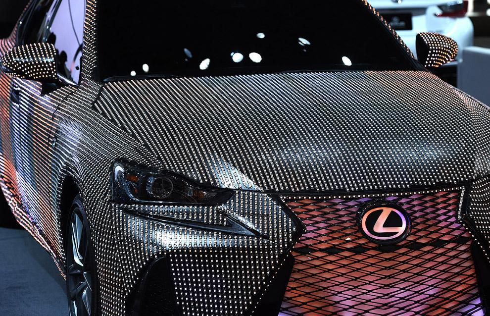 18. Чтобы запомнили. Повторный показ Porsche Panamera Sport Turismo на Нью-Йоркском автосалоне.