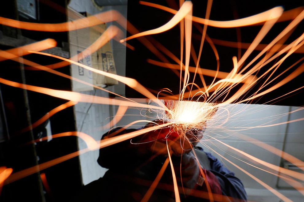 Та самая полировка измельченными косточками черешни. (Фото Stefan Wermuth | Reuters):