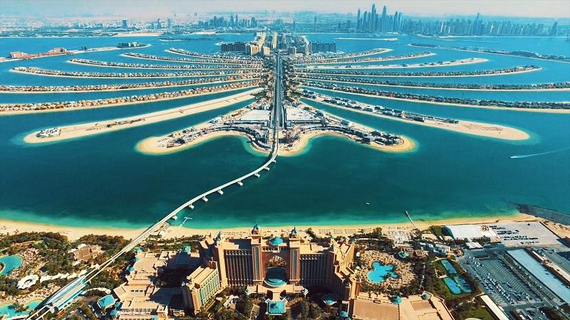 15 ошеломляющих фактов о Дубае. (20 фото)