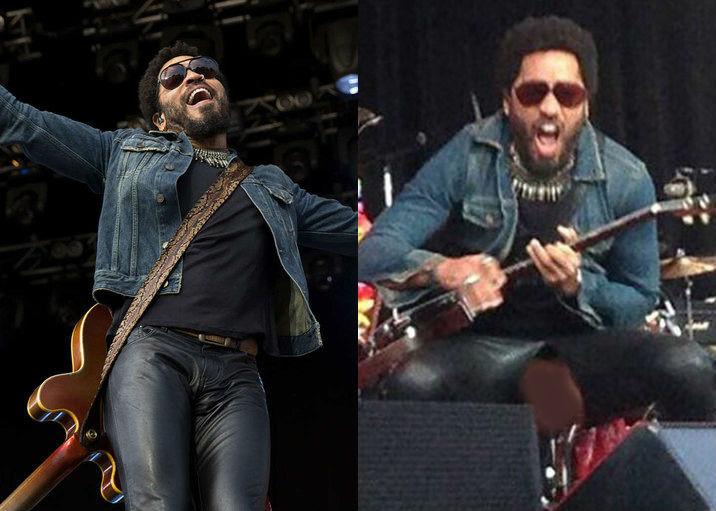 По мнению Ленни Кравица, настоящие рок-звезды носят кожаные штаны только на голое тело. Однажды его