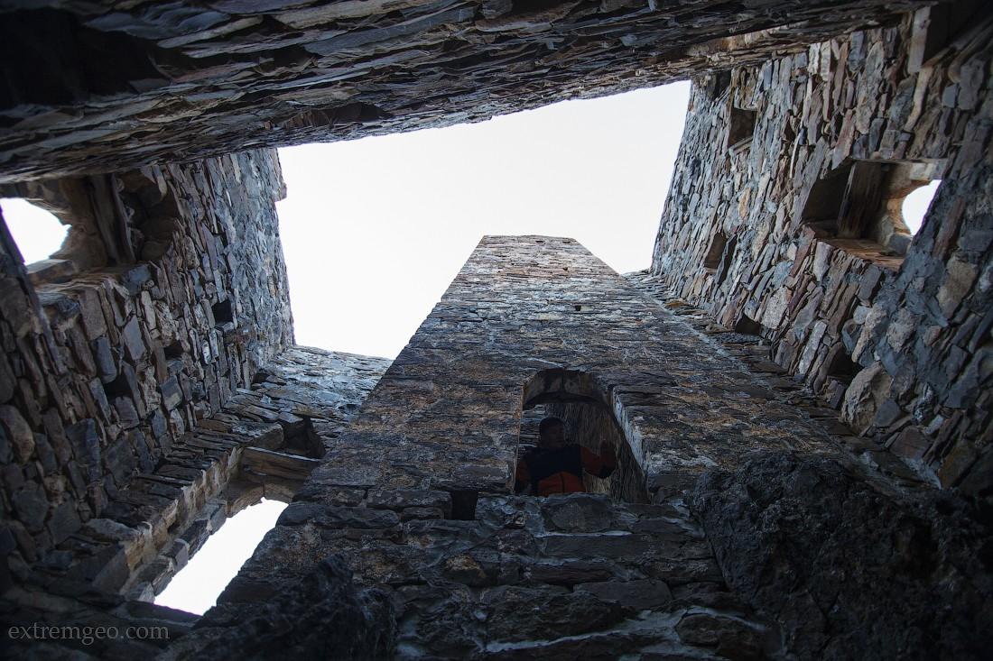 15. В Ингушетии существовали целые «тейпы» (фамилии), специализировавшиеся на возведении башенных ст