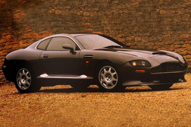 Если первая «специальная серия» V8 Vantage с ретро-нотками в стиле DB4 Zagato выглядела вполне себе