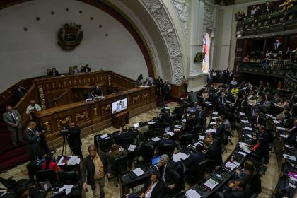 Парламент Венесуэлы выступил против сделки с«Роснефтью»