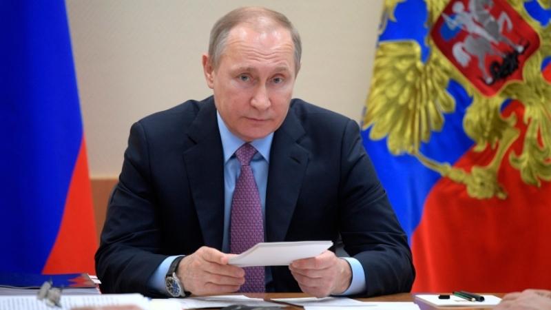Путин раскрыл метод борьбы стерроризмом
