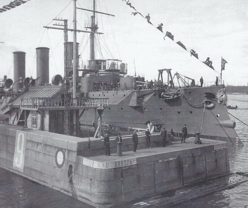 Кронштадтский порт. 1913 г.