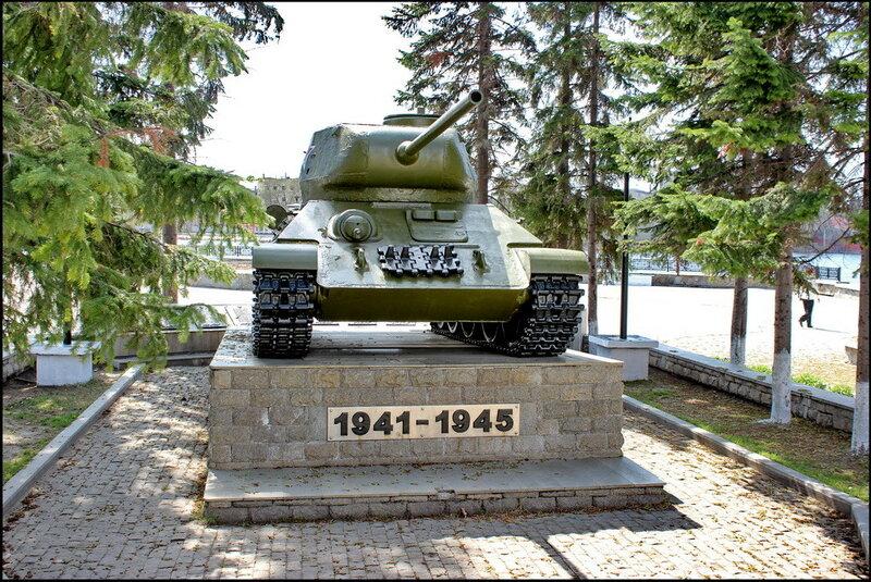 Кыштым 3104 Танк Т-34