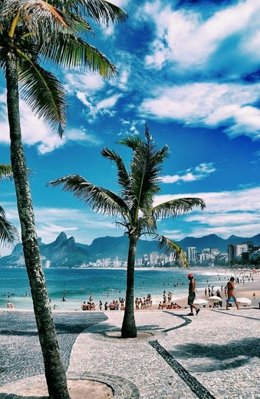 Rio is a hot destination this year, with the 2016 Olympics not far away, so what better time to
