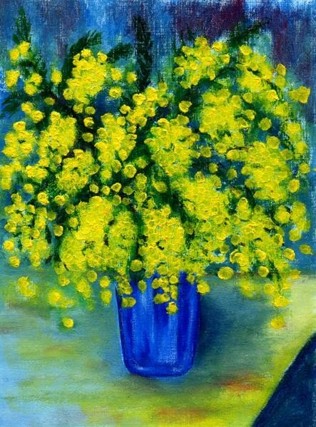 Mimosas - Sabine Biazot.jpg
