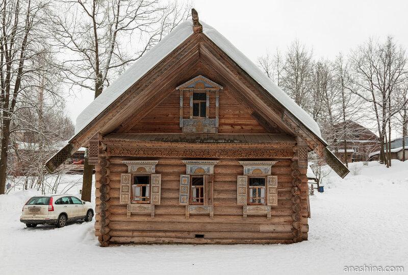 Дом Обуховой, Щелоковский хутор