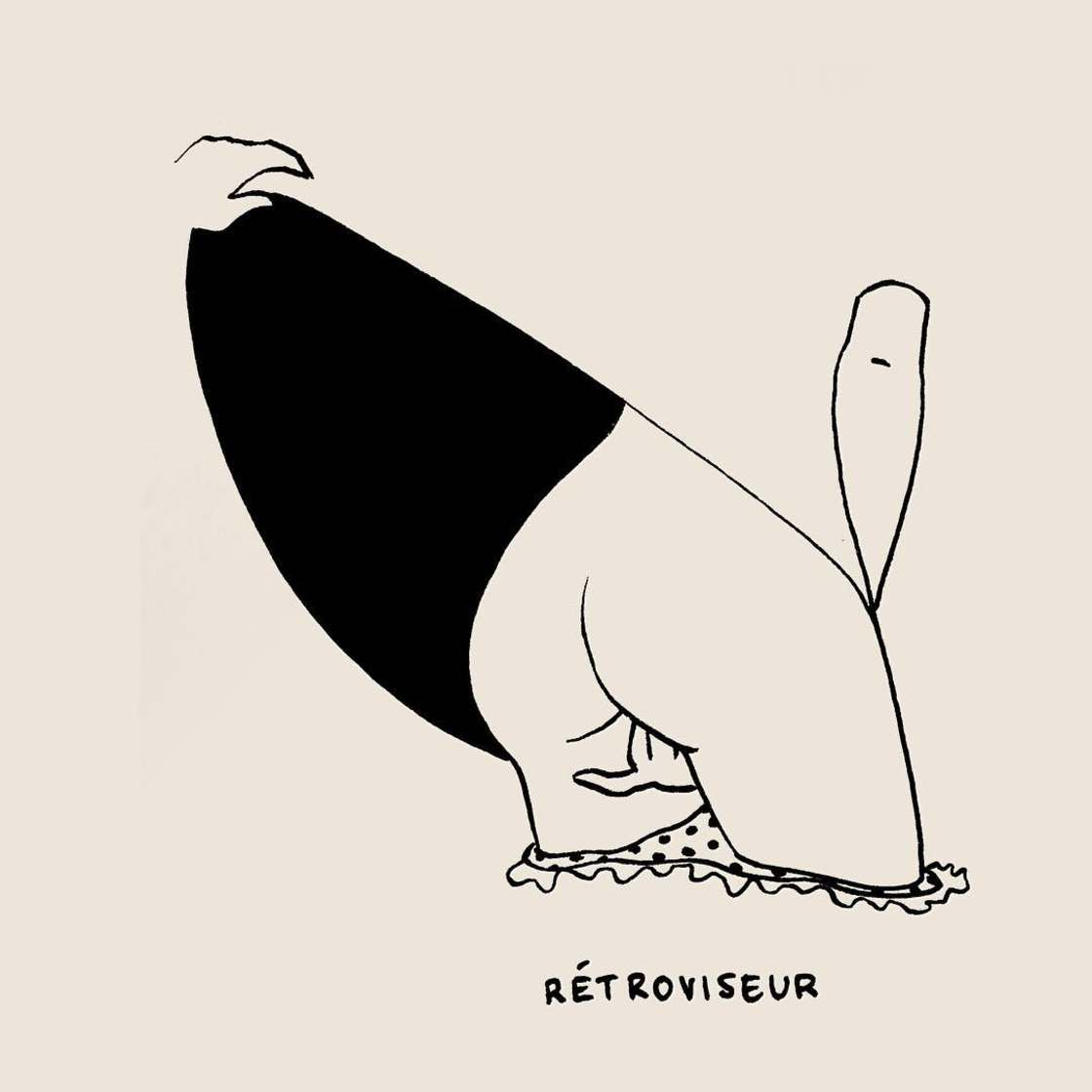 Petites Luxures - Some deliciously naughty illustrations