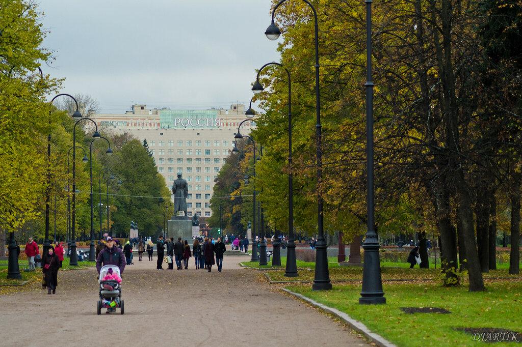 Московский парк победы. СПб