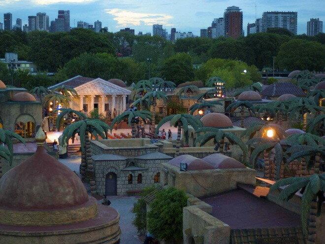 Парк Тьерра Санта. Аргентина