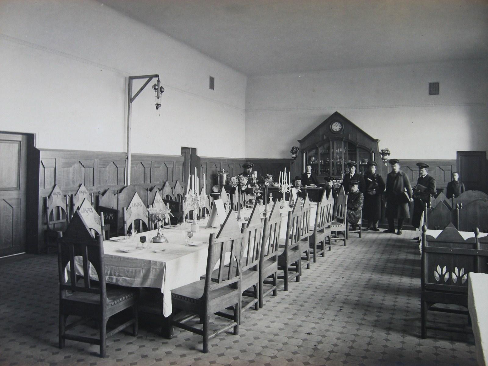 08. Муром. Зал для пассажиров I и II класса