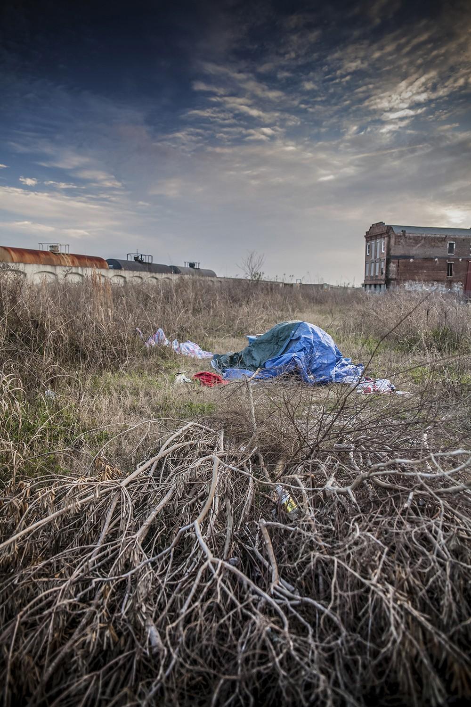 Американцы, живущие за чертой бедности