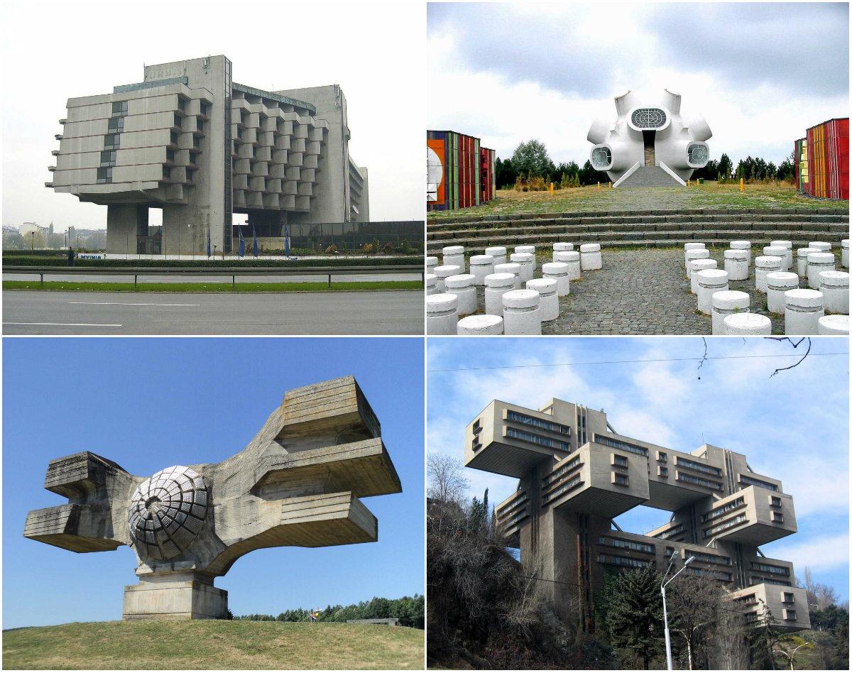 Несуразные сооружения советской эпохи, которые можно увидеть и в наши дни