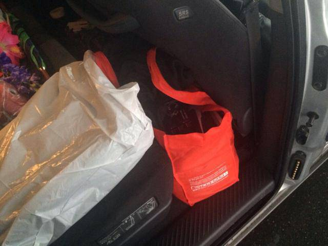 У россиянина на границе изъяли брелок с возможностью тайной съемки. ФОТОрепортаж