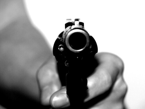 В центре Одессы мужчина расстрелял маршрутку