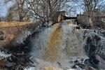 Водопад в селе Койриноя