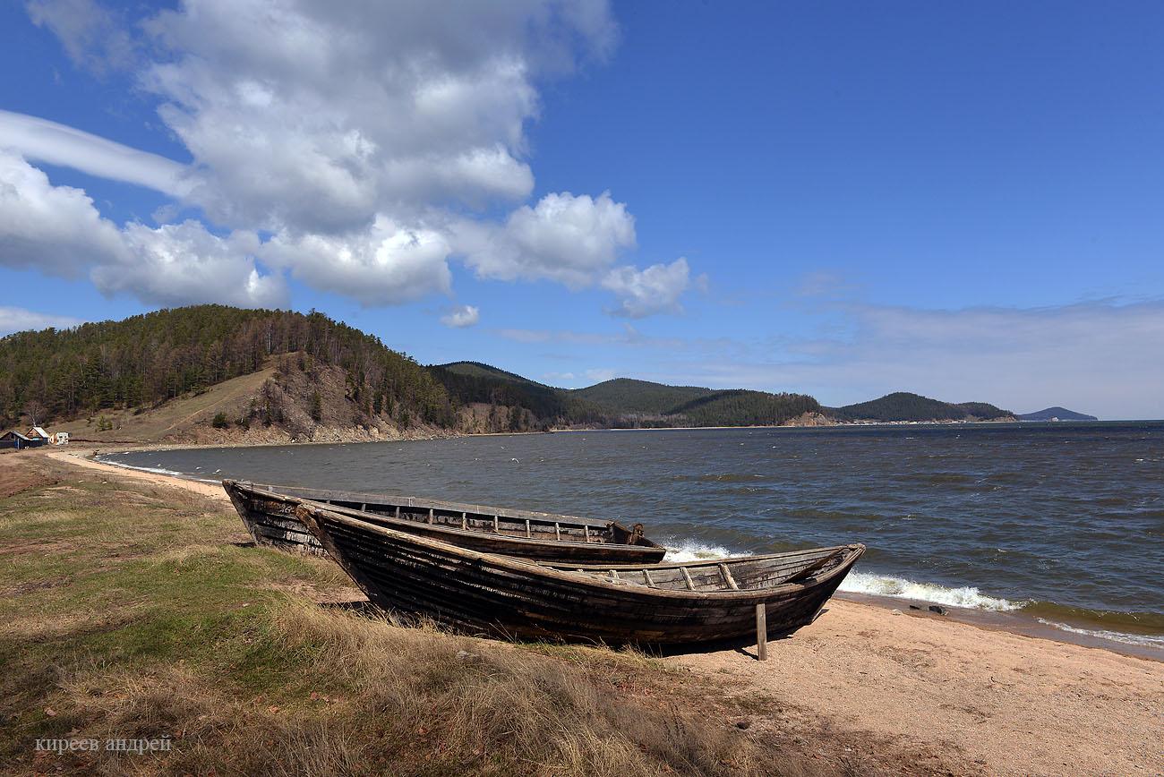 Чивыркуйский залив.