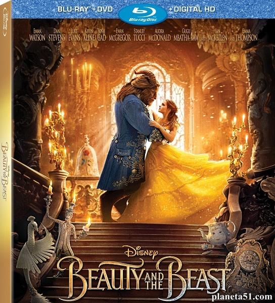 Красавица и чудовище / Beauty and the Beast (2017/BDRip/HDRip)
