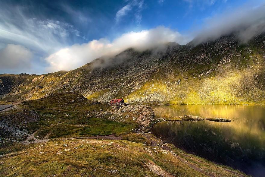 25. Озеро Быля. (Фото: Андрей Грососиу)