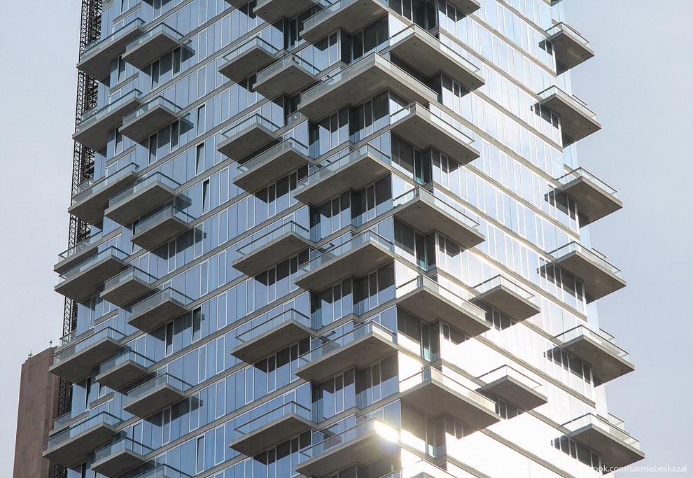 5. В самых верхних этажах расположены пентхаусы. Когда-то так называли только квартиры располож