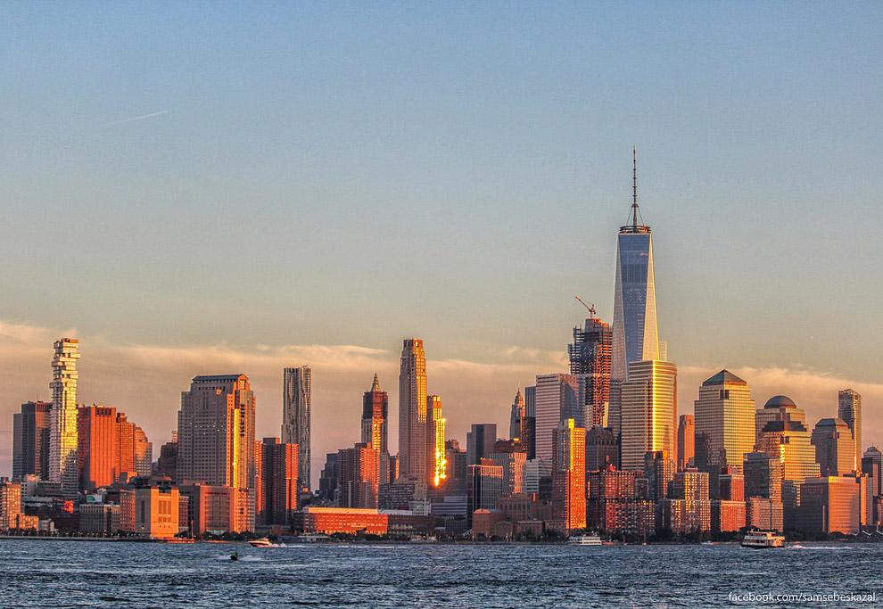 44. 70% покупателей квартир — местные жители и живут в этом же районе Манхэттена. Еще 10% из др