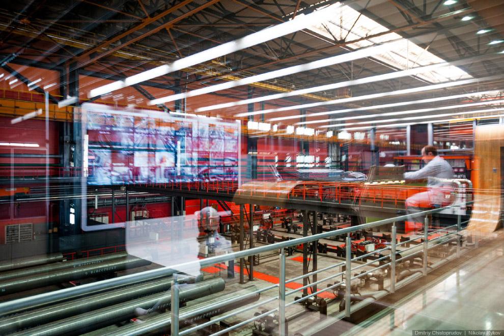 Новый цех завода ЧТПЗ — первый проект отечественной «белой металлургии», основанной на совокупн